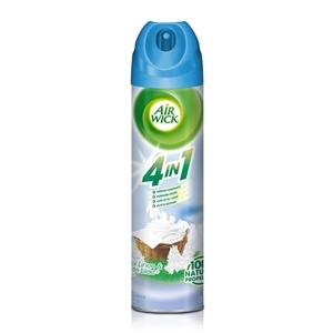 Airwick Cool Linen and White Lilac Air Freshener - 8 Oz.
