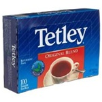 Tetley Tagged Tea Bags