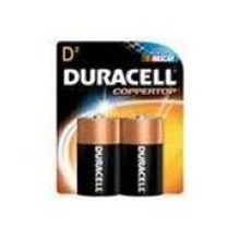 Procter and Gamble Duracell Coppertop D Size Battery