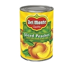 Fruit Sliced Yellow Cling Peaches - 8.5 oz.