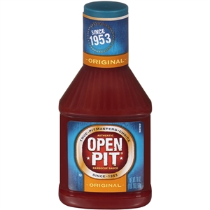 Open Pit Original Barbecue Sauce - 18 Oz.