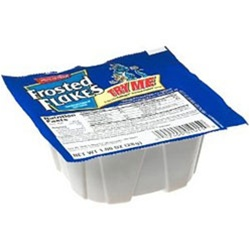 Malt-O-Meal Frosted Flakes Single Serve Bowl Cereal 1 oz.