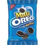 Nabisco Oreo Miniature Cookie Single Serve - 1.5 Oz.
