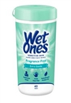Wet Ones Vitamin E and Aloe