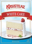 Continental Mills Krusteaz Cake Mix White - 5 Lb.