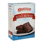 Krusteaz Professional High Altitude Fudge Brownie Mix - 7 Lb.