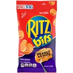 Kraft Nabisco Rits Bits Peanut Butter Snack Big Bag - 3 Oz.