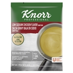Mix Knorr Low Sodium Chicken Gravy - 1 Lb.