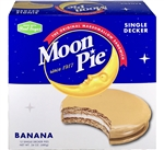 Single Decker Banana MoonPie MFG. #14413