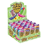 The Topps Regular Twisted Triple Push Pop