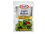 Kraft Light Ranch Dressing Portion Control - 1.5 Oz. Packet