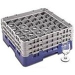 Cambro Camrack Full Size 25 Compartment Gray