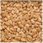 Azar Roasted Unsalted 2.37 Pound Dry Peanut
