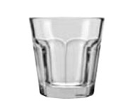 Anchor Hocking New Orleans 7 oz. Rim Tempered Rock Glass