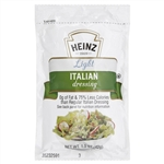 Heinz Light Italian Dressing Portion Control - 1.5 Oz. Packet
