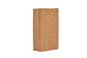 AJM Natural Kraft 12 lb. Grocery Paper Bag
