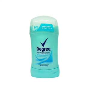Unilever Best Foods Degree Invisible Solid Shower Clean Deodorant - 1.6 oz.