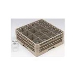 Traex 16 Compartment Rack With Four Extender Beige