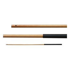 O-Cedar Maxi Plus Wooden Broom Handle - 60 in.