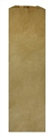 AJM Quart Natural Kraft Liquor Bag
