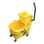 O-Cedar Maxi Rough Bucket Mop and Wringer