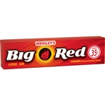 Wrigleys Big Red Twin Bubble Gum
