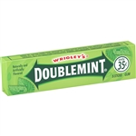 Wrigleys Twin Doublemint Bubble Gum
