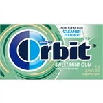 Wrigleys Orbit Sweet Mint Bubble Gum