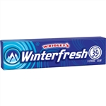 Wrigleys Tower Pack Winterfresh Bubble Gum