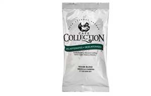 Coffee Cafe Collection House Blend Decaf - 1.7 Oz.