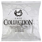 Coffee Cafe Collection 100 Percentage Columbian Caffeinated Whole Bean