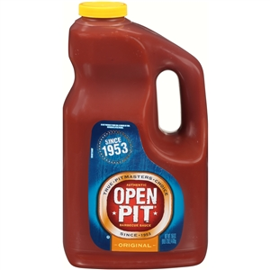 Original Open Pit - 156 Oz.