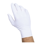 Handgards Synthetic Extra Large Powder Free Glove White