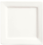 World Tableware Slate Square Plate - 9 in.