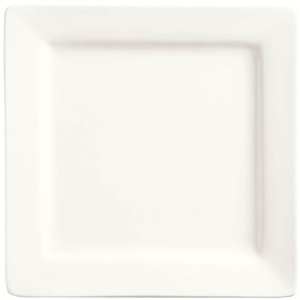 World Tableware Slate Collection Square Plate - 6.25 in.