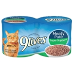 9 Lives Super Supper Cat Food - 5.5 oz.