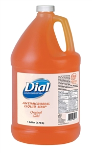 Dial Liquid Antimicrobial Soap Gold - 1 Gal.