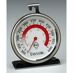 Taylor Oven Dial Thermometer - 3.25 in. Dia.