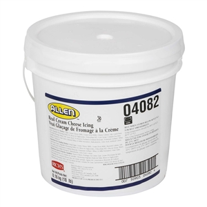 Allen Icing Real Cream Cheese - 18 lb.
