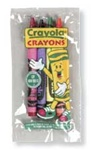 Crayola Cello Bulk 4 Color Crayons
