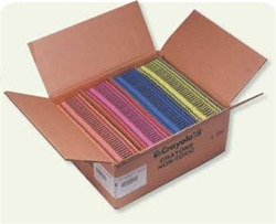 Crayola Red Yellow Green Blue 4 Color Crayons