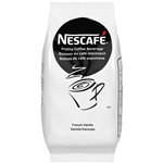 Nestle Nescafe French Vanilla Powder Coffee - 2 Lb.