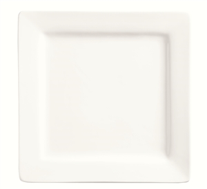 World Tableware Slate Collection Square Plate - 7.25 in.