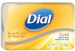 Dial Antibacterial Deodorant Bar Soap - 3.5 Oz.