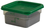 Cambro Translucent Square Container 4 Quart