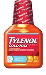Tylenol Cold Daytime Liquid Citrus Burst - 8 Oz.