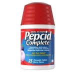 Pepcid Complete Chewable Berry Tablet