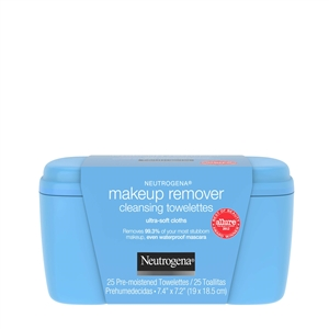 Neutrogena Make Up Remover Towelettes Van.