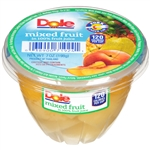 Dole Mixed Fruit  Fruit Bowl - 7 Oz.