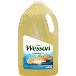 Wesson Vegetable Oil - 1 Gal.